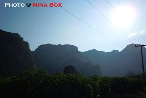 travel at Kanchanaburi