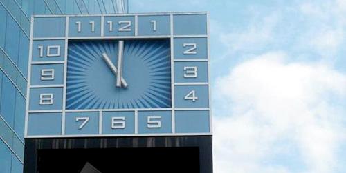 future-clock