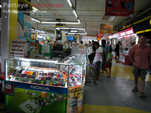mobile shops in Pattaya Tuk Com