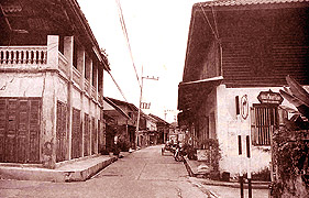 Rayong old city