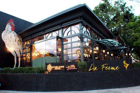 La Ferme Restaurant Pattaya